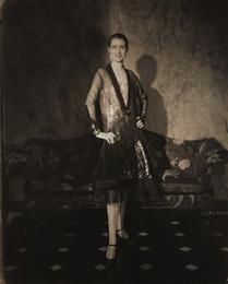 Chéruit Gown (Marion Morehouse) (Mrs. E.E. Cummings)