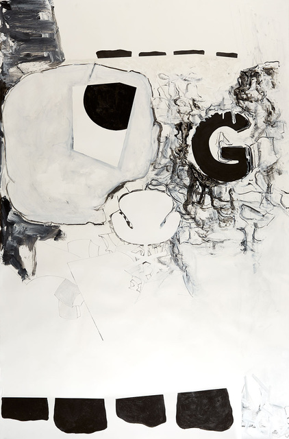 , 'G,' 2014, David Richard Gallery