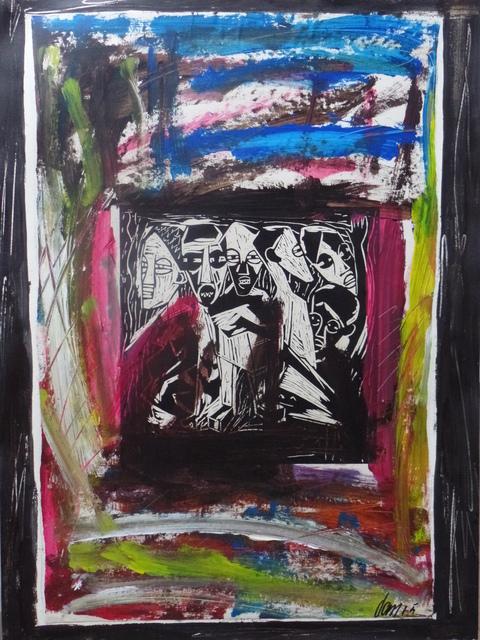 , 'Sombras 2,' 2015, Tamar Golan Gallery