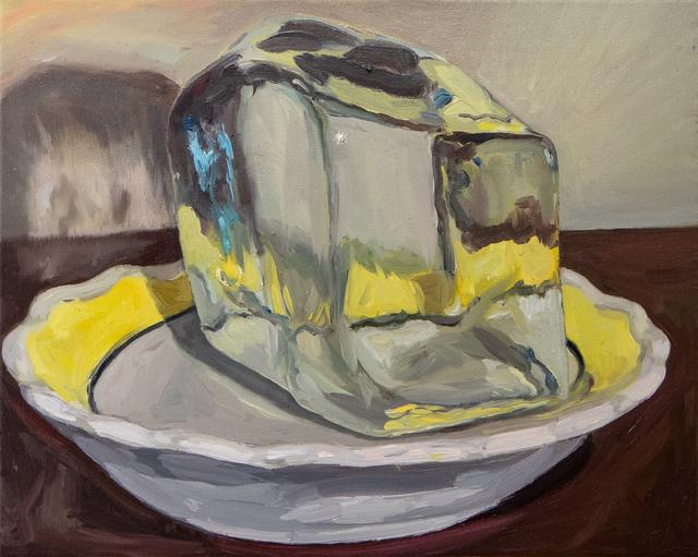 Greta Waller, 'Yellow Ice', 2017, Tayloe Piggott Gallery