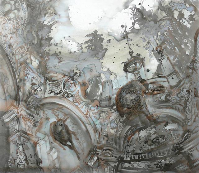 , 'Verlauf,' 2008, Joerg Heitsch Gallery