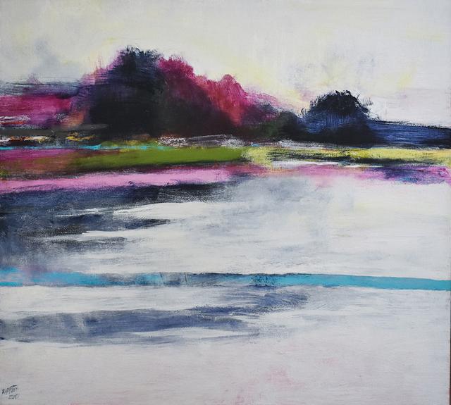Nancy Rutter, 'Color Hazes', 2019, Carrie Haddad Gallery