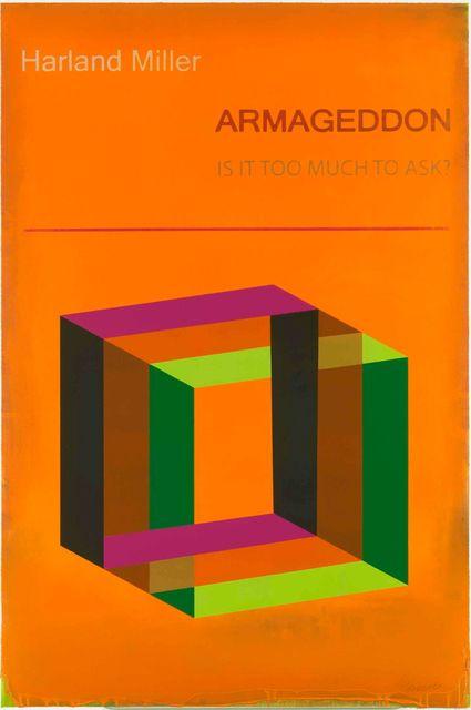 Harland Miller, 'Armageddon', 2017, Maddox Gallery