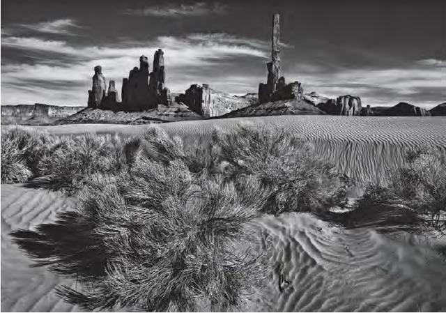 Sebastião Salgado, 'Monument Valley, Utah and Arizona', 2010, Photography, Gelatin silver print, Atlas Gallery