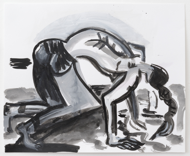 , 'Beg of day,' 2017, Night Gallery