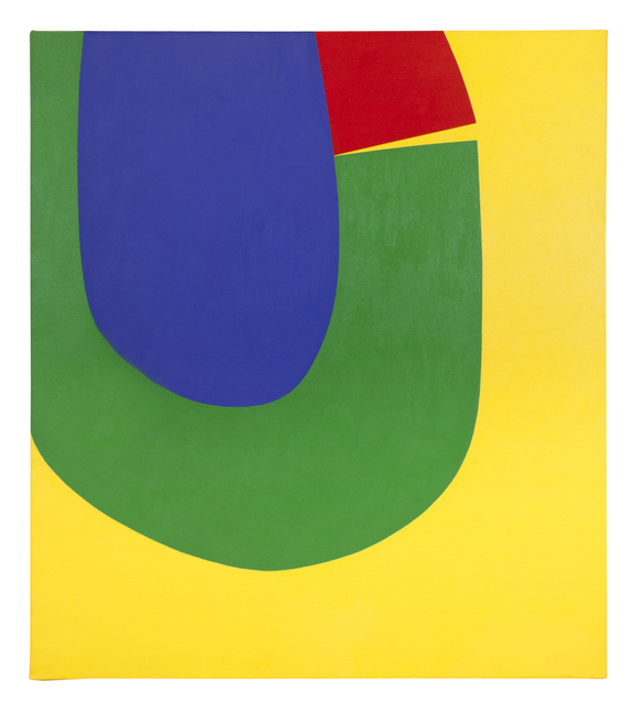 , 'Mrs. Bonds Pond,' 1975, Christopher Cutts Gallery