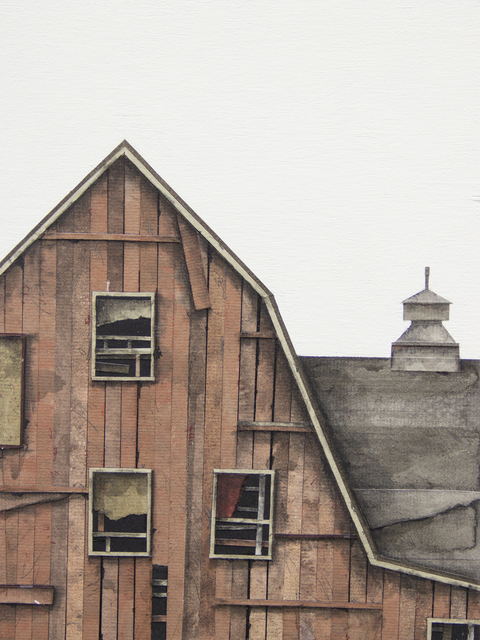 , 'Barn Studies VII,' 2019, Momentum Gallery