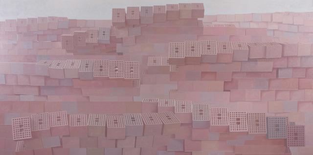 Dragan Bibin, 'Great Flood', 2020, Painting, Oil on linen, Laufer