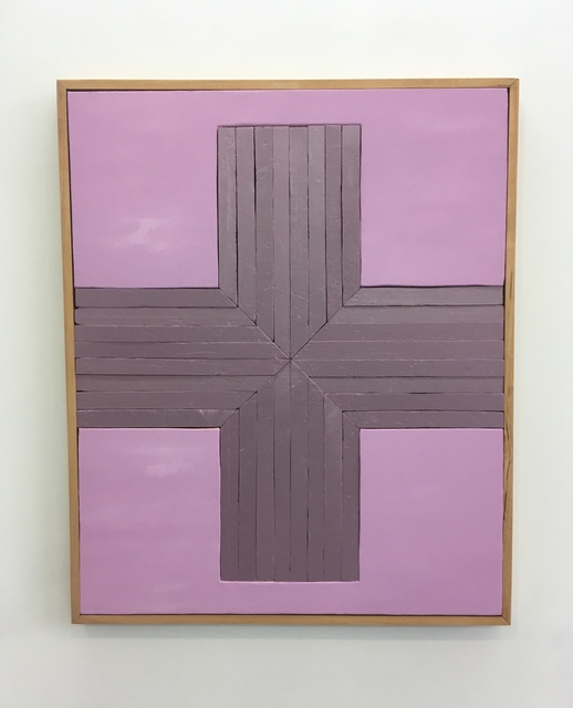 Chris Esposito, 'Form No. 17 (pink)', 2019, Amos Eno Gallery