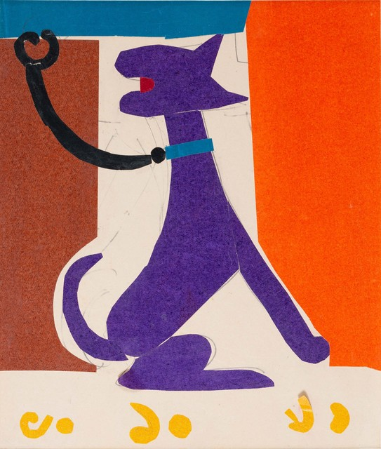 , 'Dog with Leash,' 1965, Vadehra Art Gallery