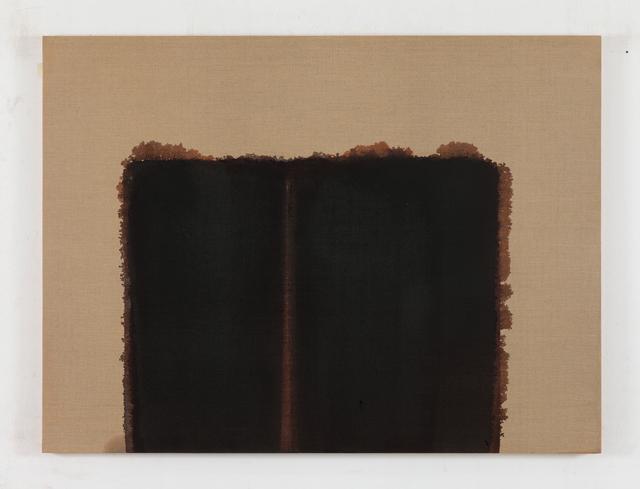 , 'Burnt Umber & Ultramarine Blue   ,' 1992, Simon Lee Gallery