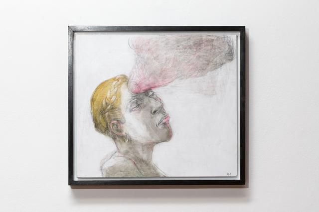 , 'Drawing 58,' 2016, Joanna Bryant & Julian Page