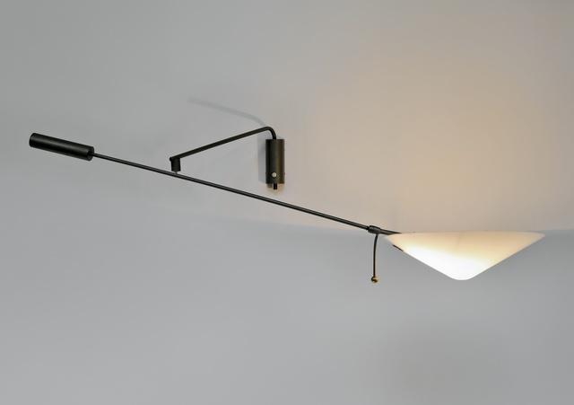 , 'Sconce 242P,' 1958-1959, Galerie Pascal Cuisinier