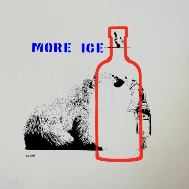 , 'More Ice (Mandrin) UNIQUE,' 2017, Joseph Fine Art LONDON