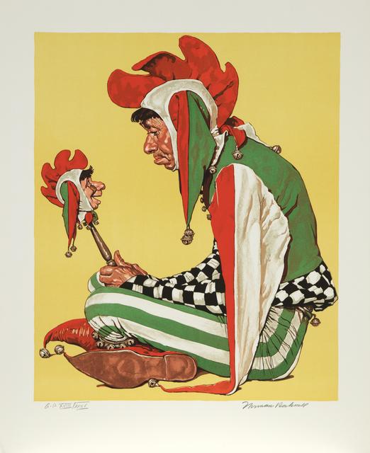 , 'The Jester,' 1939, Heather James Fine Art