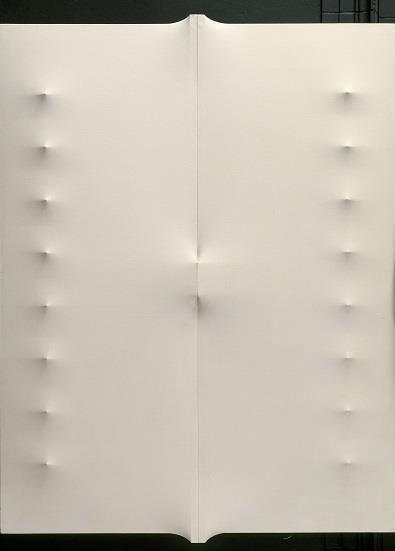 , 'Superficie bianca,' 1963, Stedelijk Museum Amsterdam