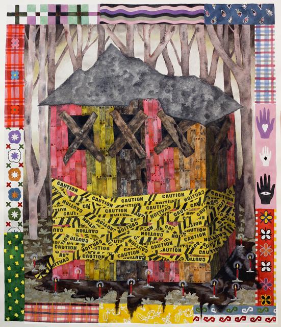, 'Haunted Vigil,' 2018, Tillou Fine Art