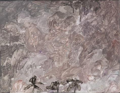 , '中O,' 2017, Galerie Ora-Ora