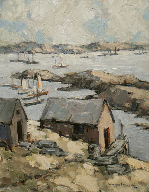 Walter Farndon, 'Down to the Sea', 19th -20th Century, Vose Galleries
