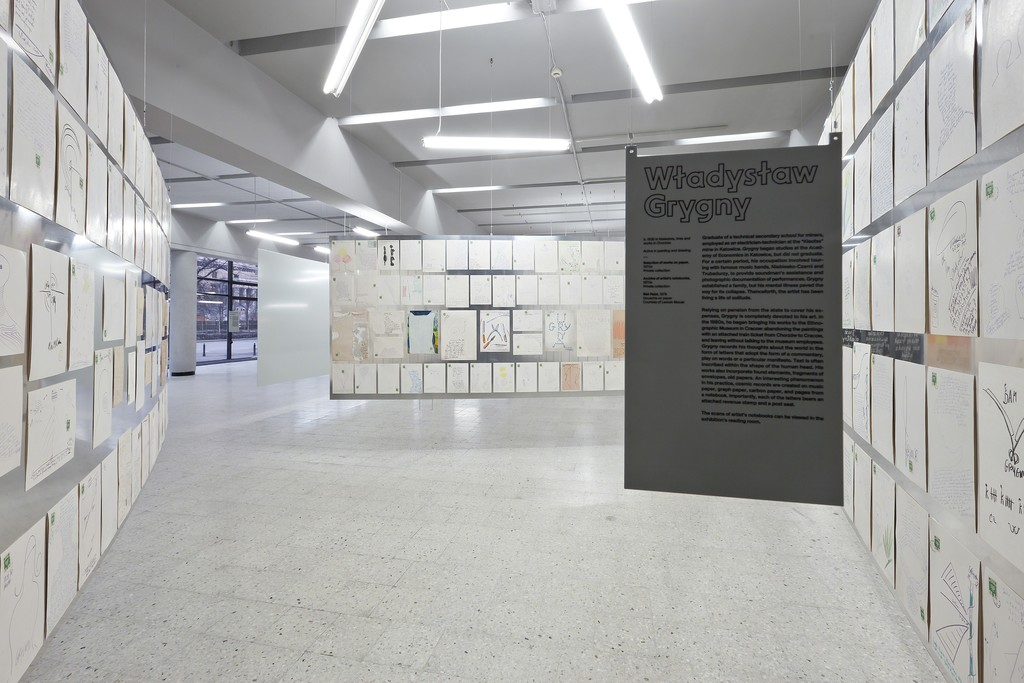 View of  'Why We Have Wars' exhibition, photo by Bartosz Stawiarski