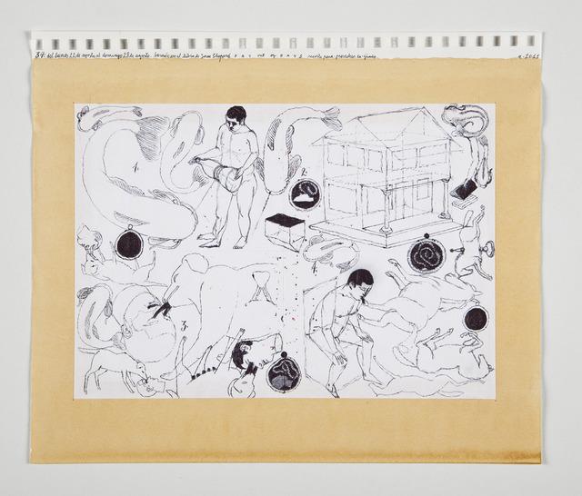 , 'Semanas 2011 (Agosto), (Weeks 2011 (August)),' , Casas Riegner