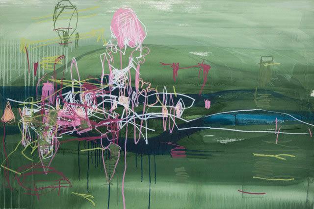 , 'Glow Worm,' 2015, Galleri Bo Bjerggaard