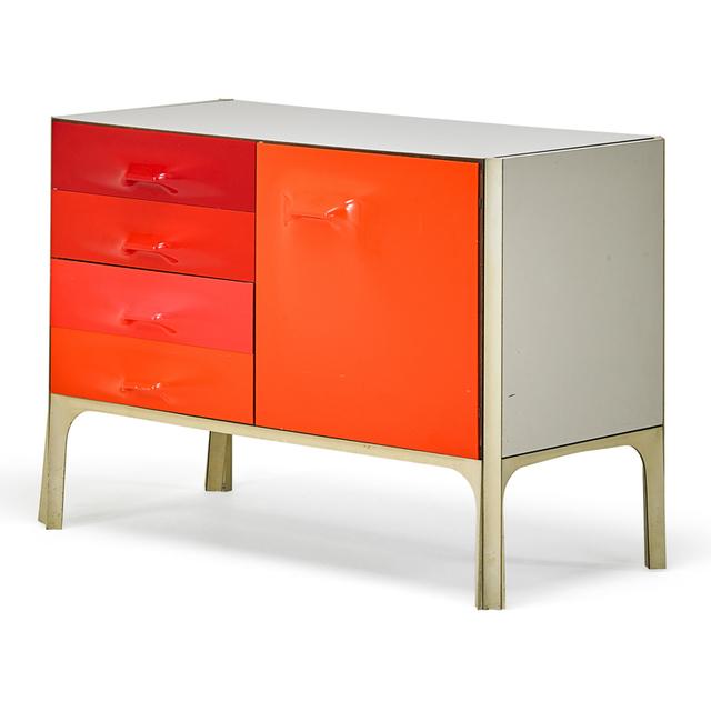 Raymond Loewy, 'DF-2000 Cabinet, France', 1970s, Rago/Wright