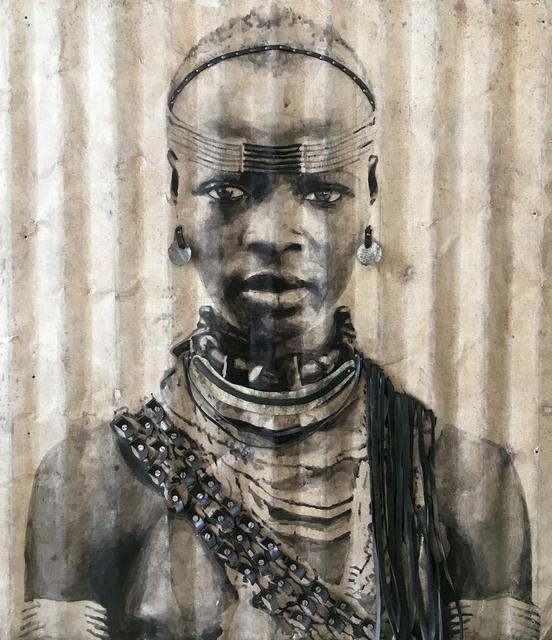 , 'Aicha, Koumassi (V2),' 2018, LouiSimone Guirandou Gallery
