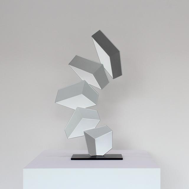 , 'Nimbus P27 (Plata),' 2013, Marion Gallery
