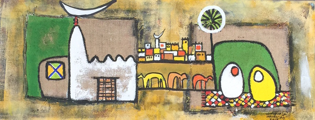 , 'Untitled 30,' 2015, Hafez Gallery