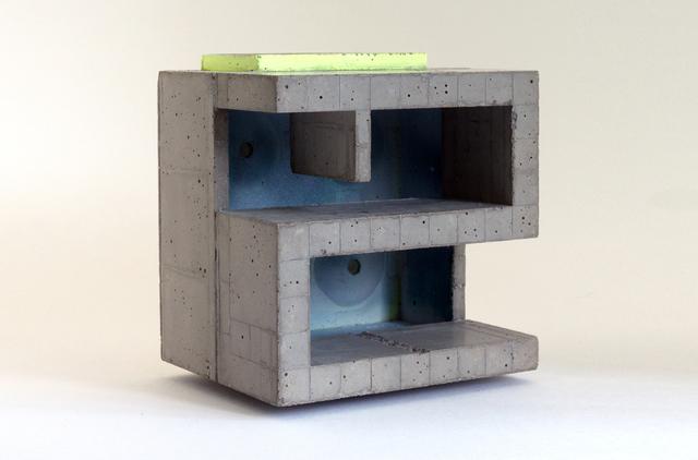 , 'artefact n° 5,' 2017, BBA Gallery