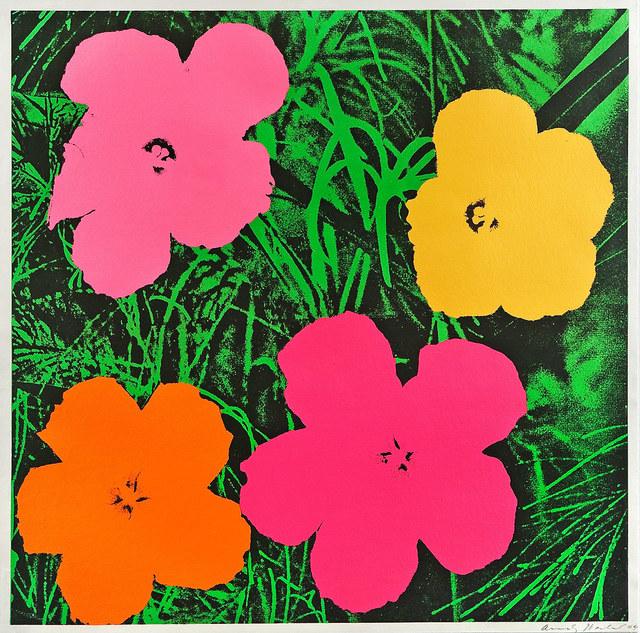 , 'Flowers ,' 1964, OSME Gallery
