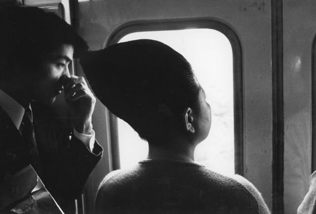 Shomei Tomatsu, 'Subway, Tokyo 1969', 1969, Michael Hoppen Gallery