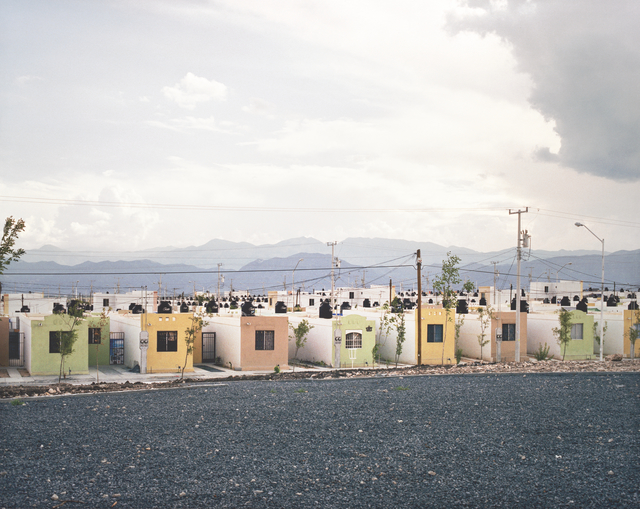 , 'Fragmented Cities, Juarez #2, from the series Suburbia Mexicana,' 2007, San Francisco Museum of Modern Art (SFMOMA)