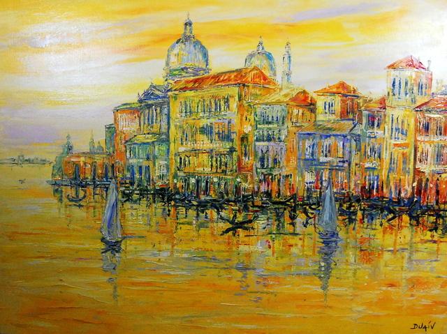 , 'Venise Secret du Temps,' , Baterbys Art Gallery