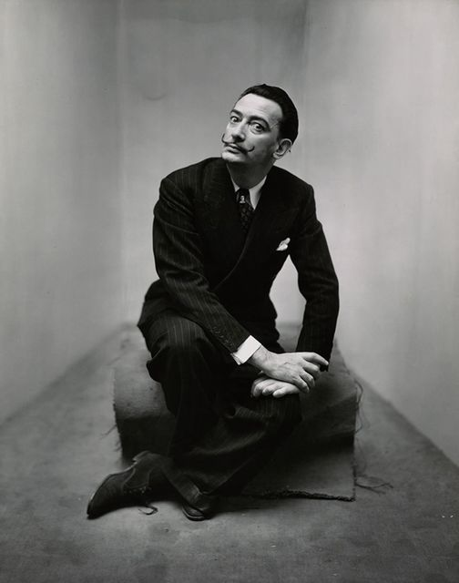 , 'Salvador Dali (2 of 3),' New York; 1947, Galerie Thaddaeus Ropac