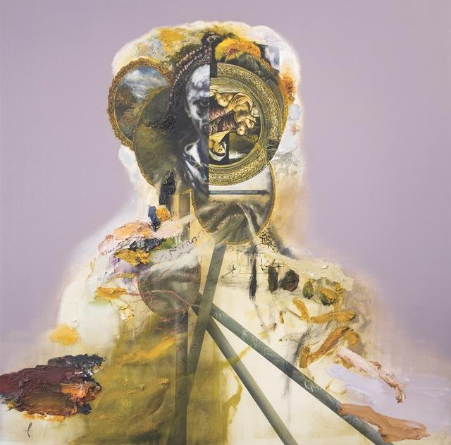 , 'Headhunter,' 2018, Opera Gallery