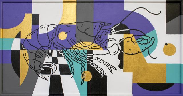 , 'Lobster,' 2018, McCaig-Welles