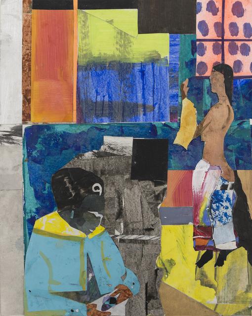 Glyneisha Johnson, 'Relax Baby', 2016, Haw Contemporary