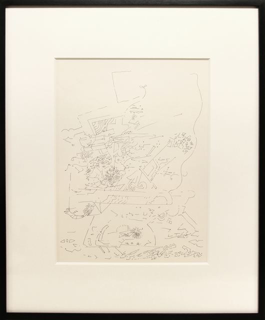 , 'UNTITLED (CT 1638),' 1962, Anglim Gilbert Gallery