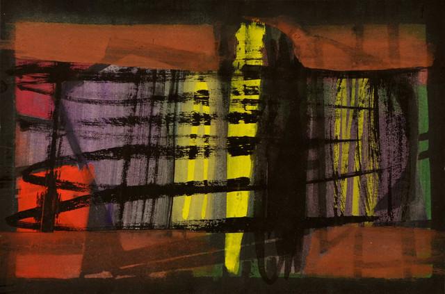 , 'Autumn Landscape,' 1958, Waterhouse & Dodd