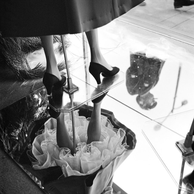 , 'Chicago, IL,' 1954, Les Douches La Galerie
