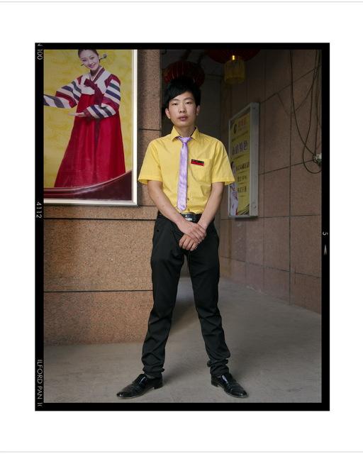 Jiang Jian 姜健, 'Ji Gaojie, Dengfeng', 2014, Galerie Julian Sander