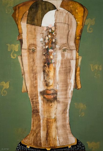 , 'Queen Nefertiti,' 2017, Tabari Artspace