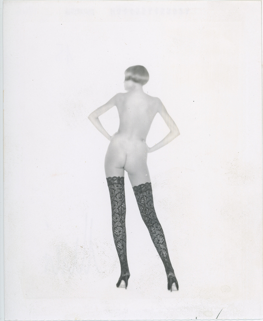 Gian Paolo Barbieri, 'Untitled, Spanish Vogue', 1993, Photography, Polaroid Type 55 Positive,  29 ARTS IN PROGRESS gallery