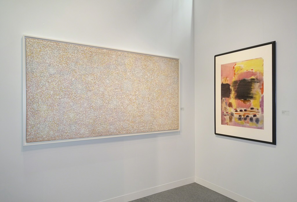 The Armory Show | Booth 215 - Installation view