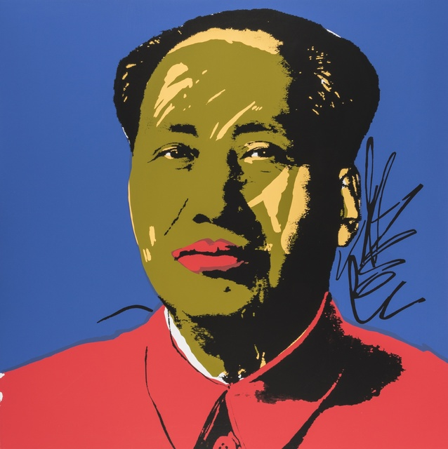 Andy Warhol, 'Mao (Sunday B. Morning)', Forum Auctions