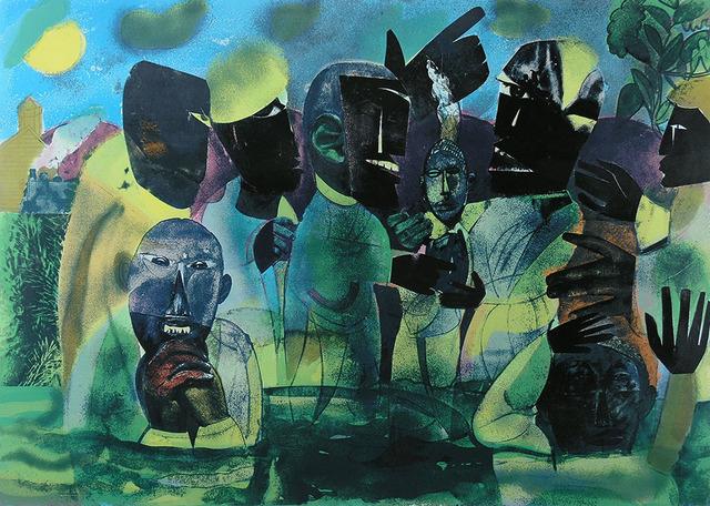 , 'The Baptism,' 1975, Alan Avery Art Company