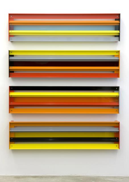 , 'Developmental,' 2008, Casey Kaplan