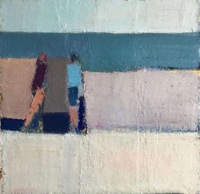 Sandy Ostrau, 'Beach Textures', 2019, Sue Greenwood Fine Art